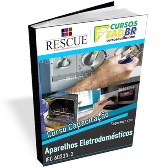 Curso Segurança com Aparelhos Eletrodomésticos | EAD| Ao Vivo | Presencial | Online | 68336