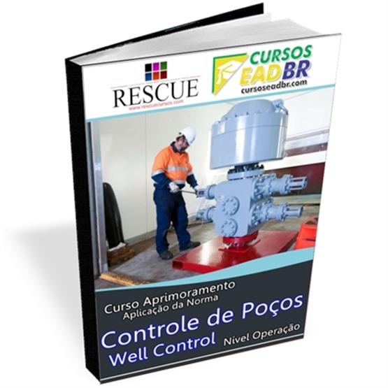 Curso Sistema Controle de Poços (Well Control) – Nível Operador | EAD | Ao Vivo | Presencial | Online | 120894