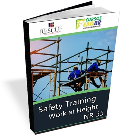 Safety Training in Work at Height NR 35 | EAD | Live | 10044