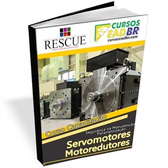 Curso Manutenção e Parametrização de Servomotores e Motoredutores | EAD | Ao Vivo | Presencial | Online | 144759