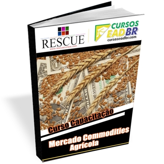 Treinamento de Mercado de Commodities Agrícola | EAD | Ao Vivo | Presencial | Online | 144765