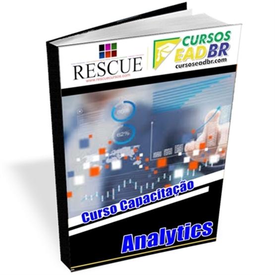 Curso de Analytics | EAD | Ao Vivo | Presencial | Online | 144767