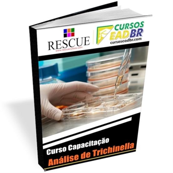 Curso Análise de Trichinella | EAD | Ao Vivo | Presencial | Online | 144773