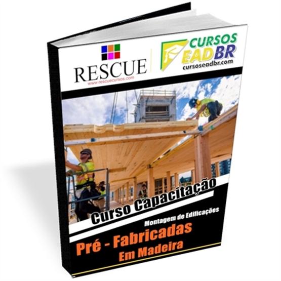Curso Montagem de Casas Pré-Fabricadas | EAD | Ao Vivo | Presencial | Online | 145408