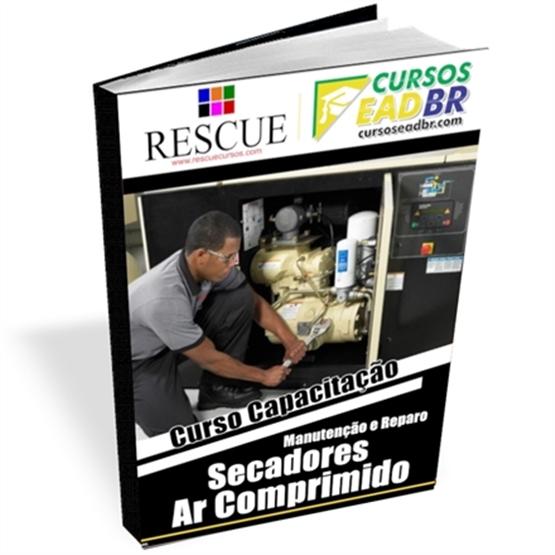 Curso Manutenção e Reparo em Secadores de Ar Comprimido | EAD | Ao Vivo | Presencial | Online | 67381